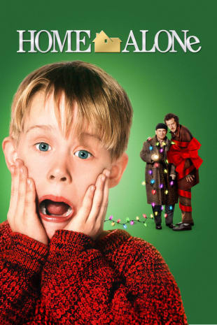 movie poster for Home Alone (1990)