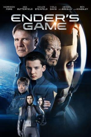 movie poster for Ender's Game
