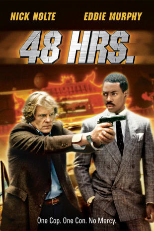 movie poster for 48 Hrs.