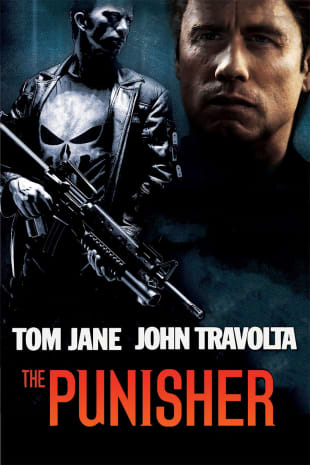 movie poster for The Punisher (2004)