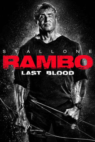 movie poster for Rambo: Last Blood