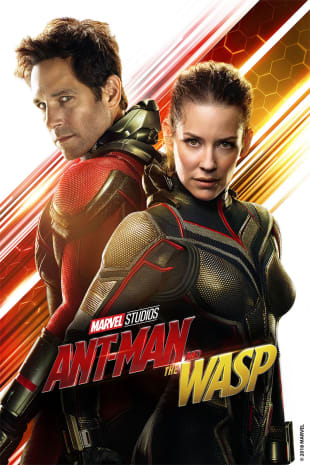 movie poster for Ant-Man And The Wasp