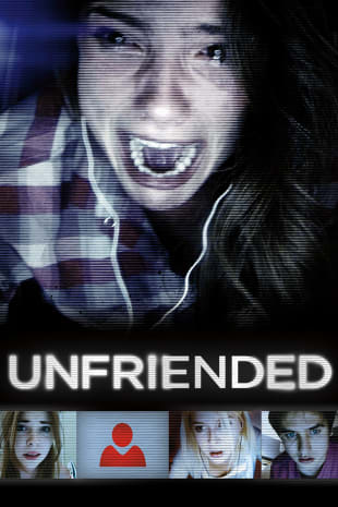 movie poster for Unfriended