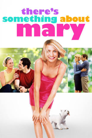 movie poster for There's Something About Mary