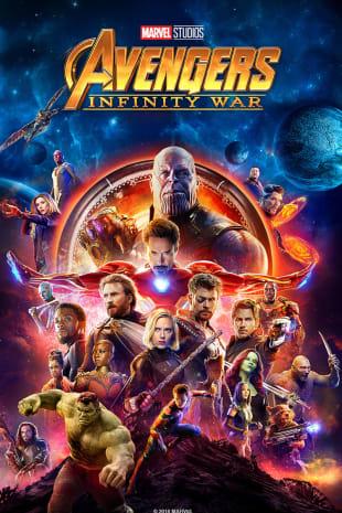movie poster for Avengers: Infinity War