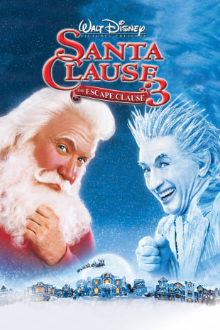 movie poster for Santa Clause 3: The Escape Clause