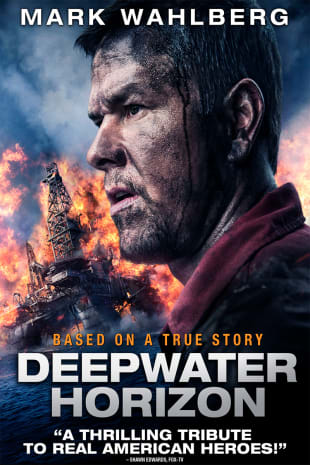 movie poster for Deepwater Horizon