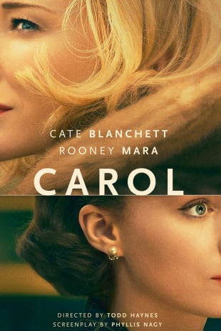 movie poster for Carol