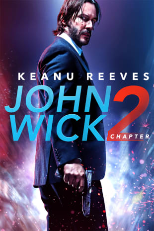 movie poster for John Wick: Chapter Two