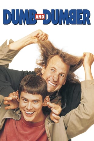 movie poster for Dumb and Dumber