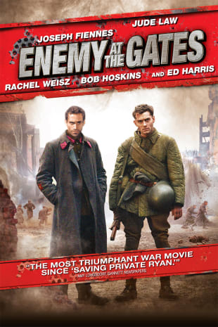 movie poster for Enemy At The Gates