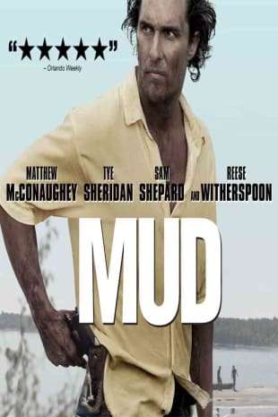 movie poster for Mud