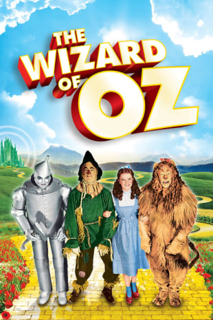 movie poster for The Wizard of Oz