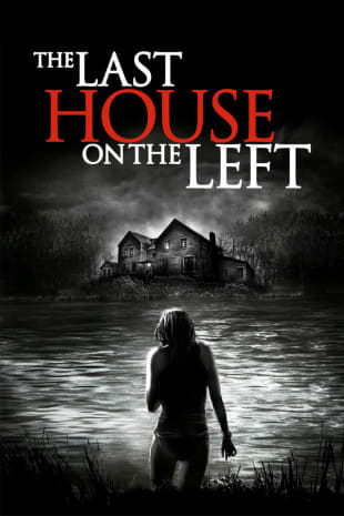movie poster for The Last House On The Left