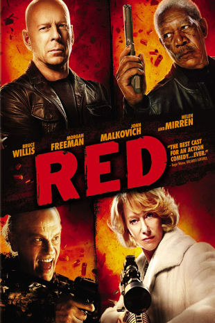 movie poster for Red (2010)