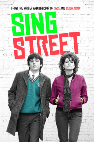 movie poster for Sing Street