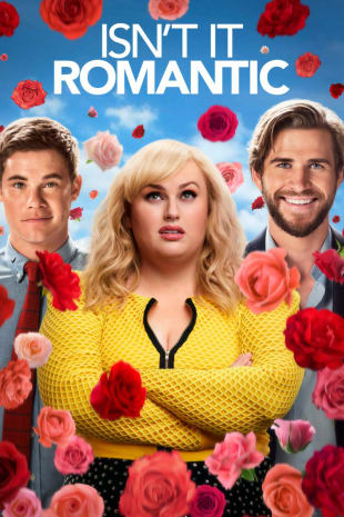 movie poster for Isn't It Romantic