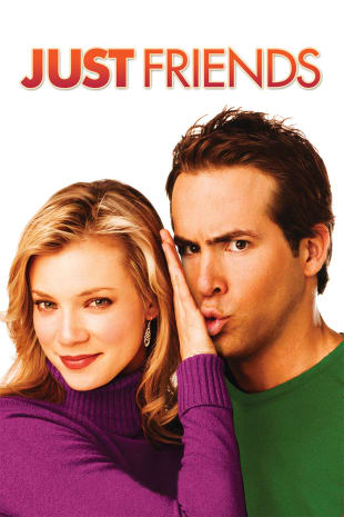 movie poster for Just Friends