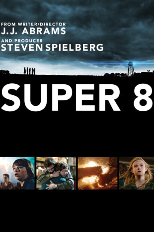 movie poster for Super 8