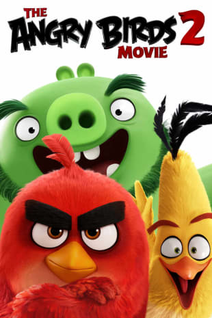 movie poster for The Angry Birds Movie 2