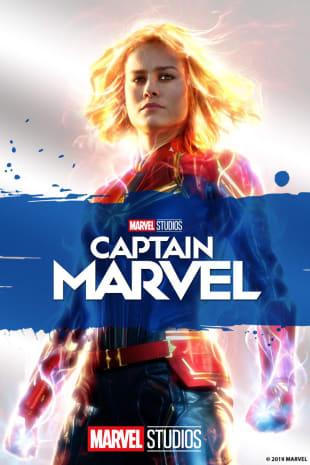 movie poster for Captain Marvel