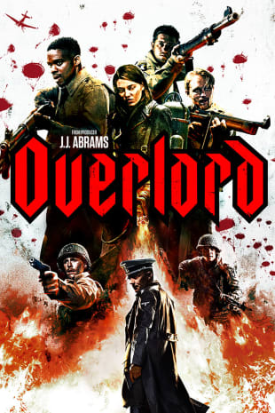 movie poster for Overlord
