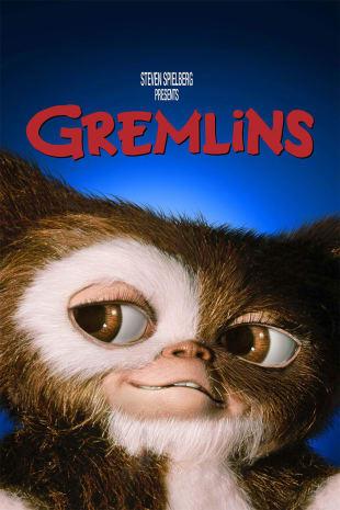 movie poster for Gremlins