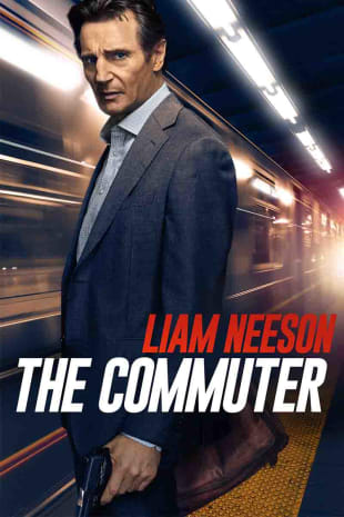 movie poster for The Commuter