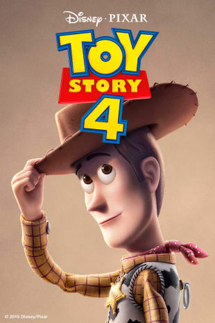 movie poster for Toy Story 4