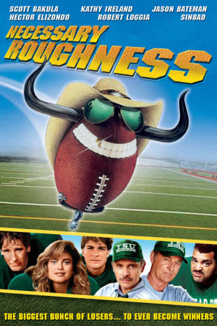 movie poster for Necessary Roughness