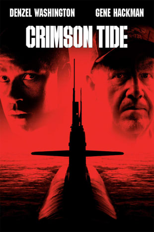 movie poster for Crimson Tide