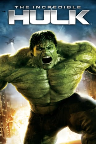 movie poster for The Incredible Hulk