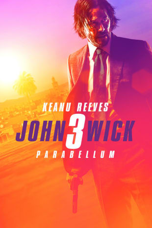 movie poster for John Wick: Chapter 3 - Parabellum