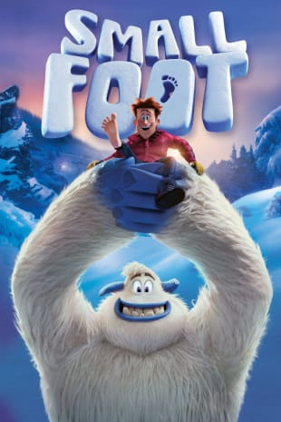movie poster for Smallfoot
