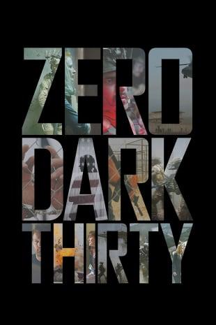 movie poster for Zero Dark Thirty