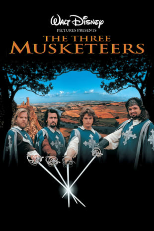 movie poster for The Three Musketeers (1993)