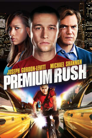 movie poster for Premium Rush