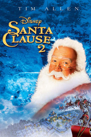 movie poster for The Santa Clause 2