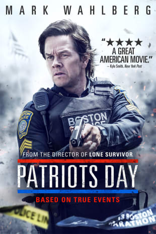 movie poster for Patriots Day