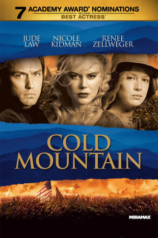 movie poster for Cold Mountain