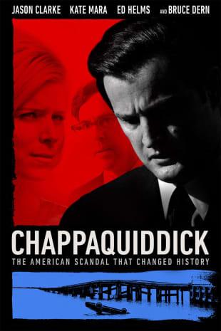 movie poster for Chappaquiddick