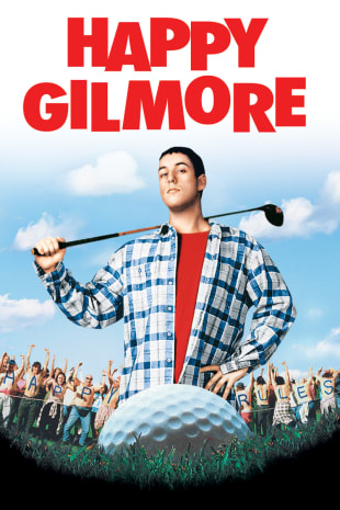 movie poster for Happy Gilmore