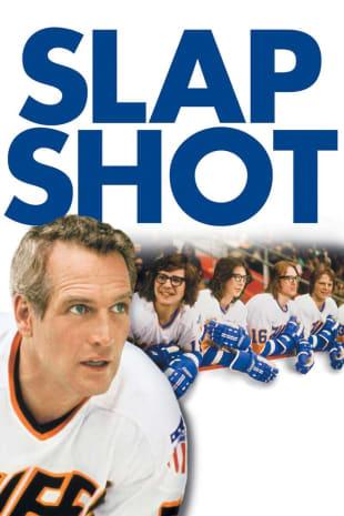 movie poster for Slap Shot