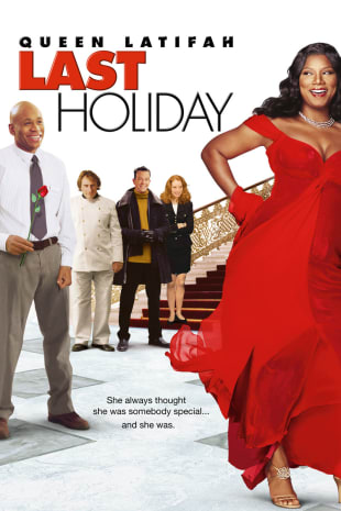 movie poster for Last Holiday