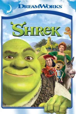 movie poster for Shrek