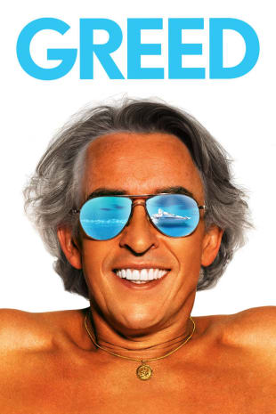 movie poster for Greed