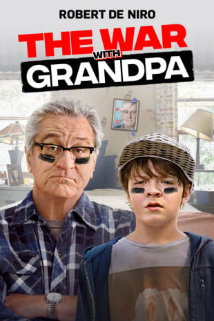movie poster for The War With Grandpa