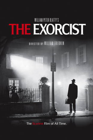 movie poster for The Exorcist (1973)