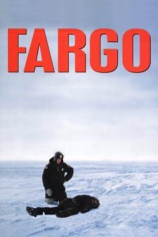 movie poster for Fargo