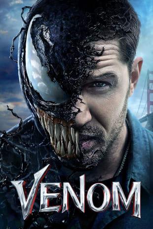movie poster for Venom